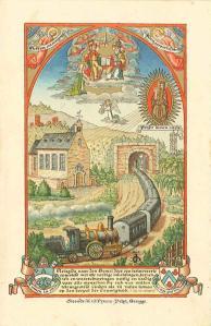 trein naar hemel